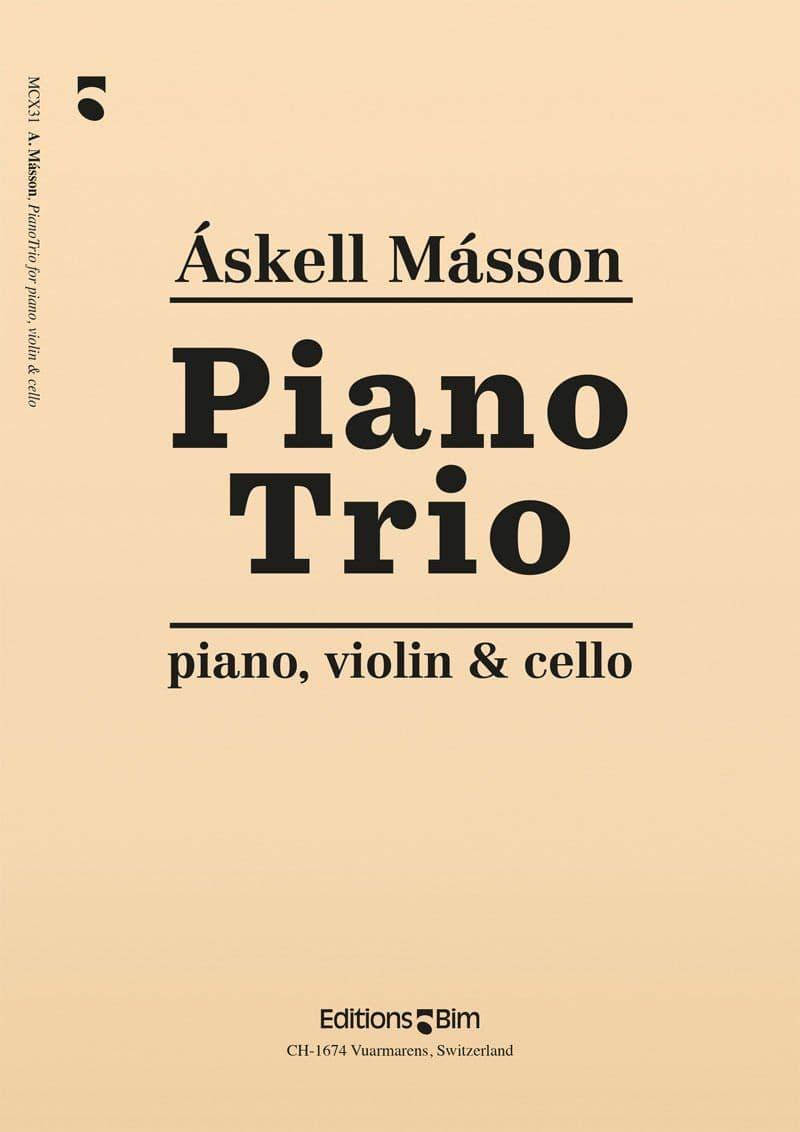 Masson Askell Piano Trio Mcx31