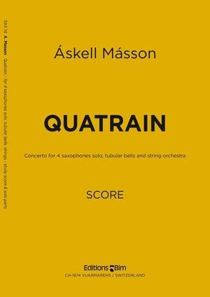 Masson Askell Quatrain Sax1