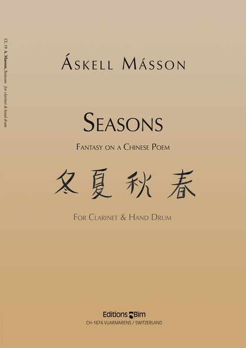 Masson Askell Seasons Cl19