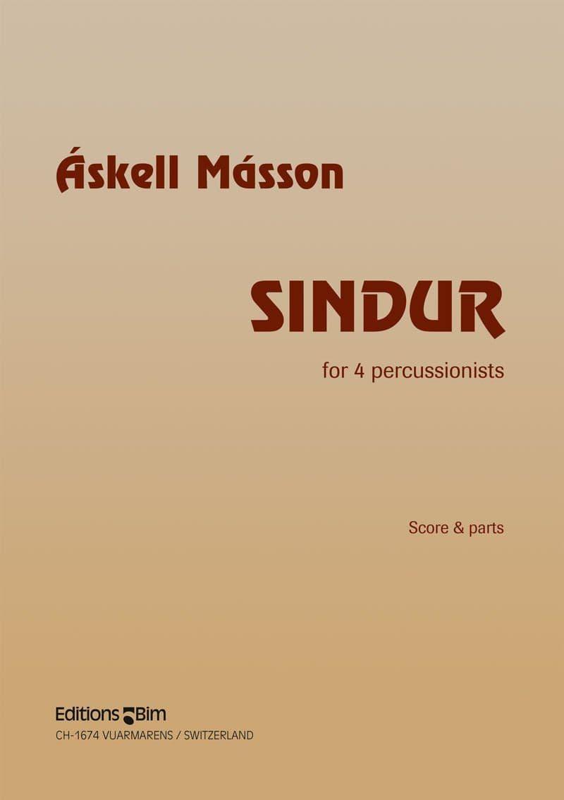 Masson Askell Sindur Perc16