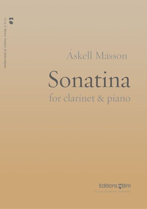 Masson Askell Sonatina Cl13