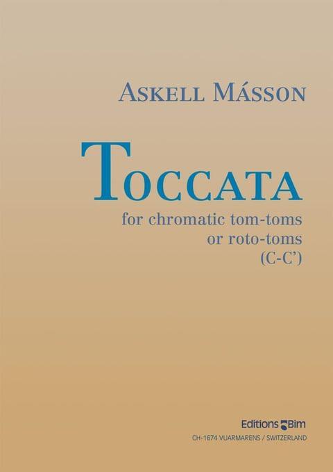 Masson Askell Toccata Perc22