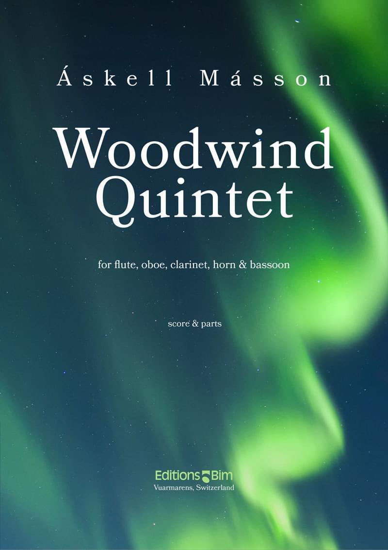 Masson Askell Woodwind Quintet Mcx24