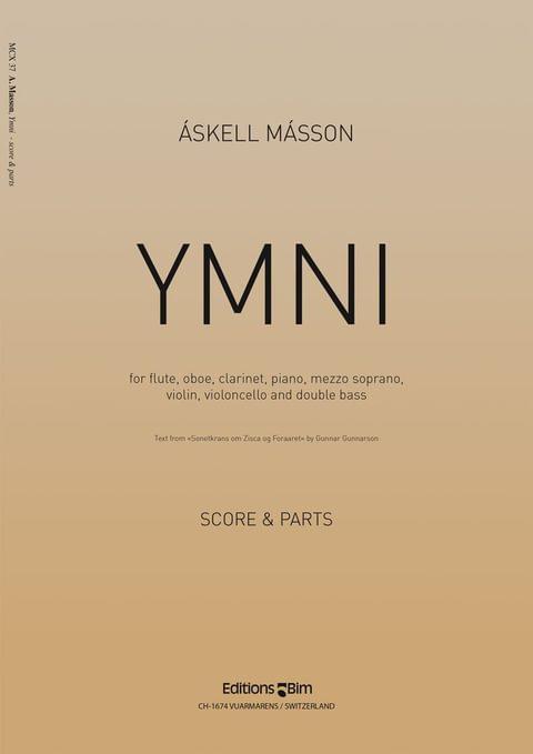 Masson Askell Ymni Mcx37