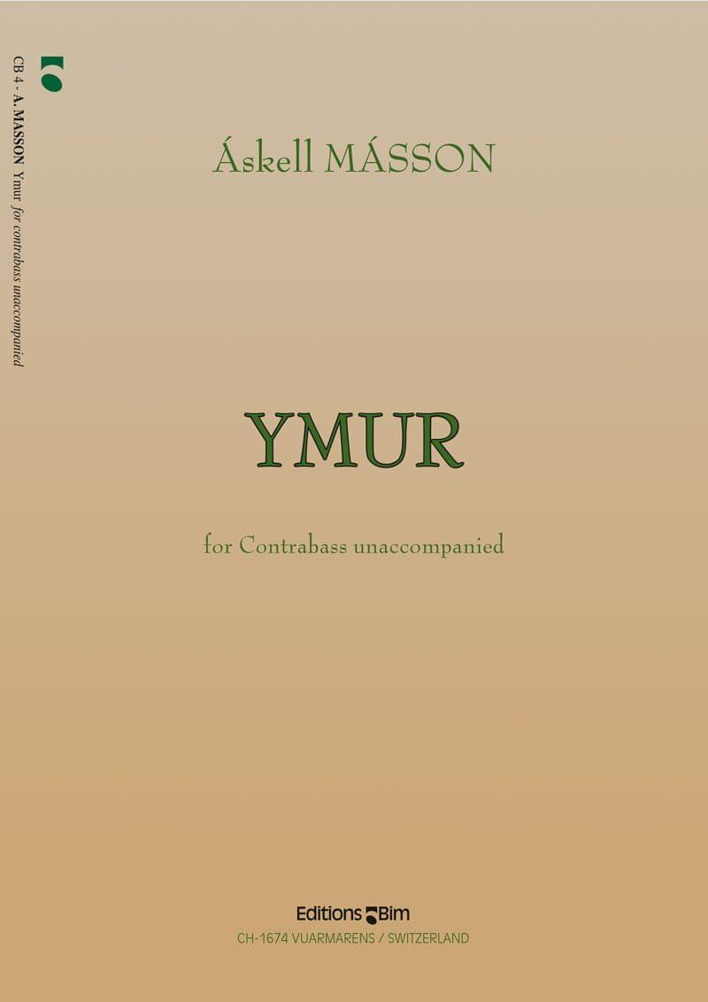 Masson Askell Ymur Cb4