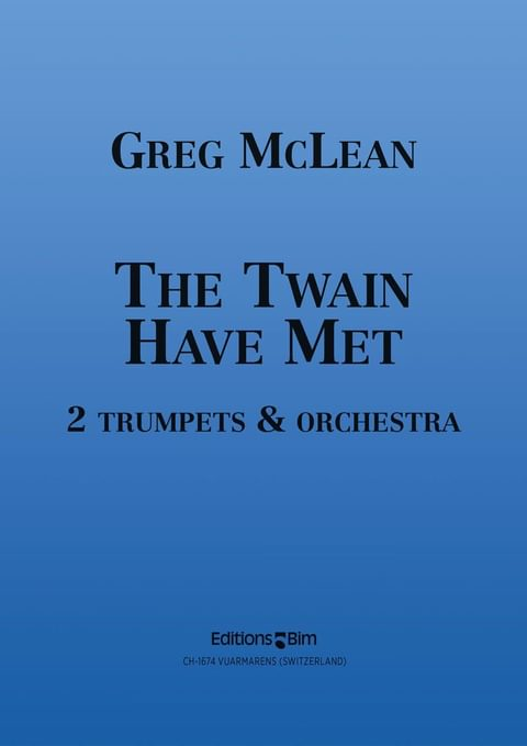 Mc Lean Greg The Twain Have Met Tp212
