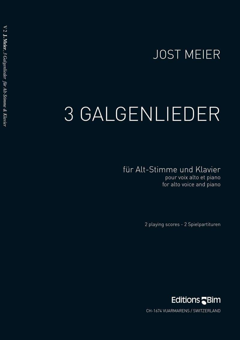 Meier Jost 3 Galgenlieder V2