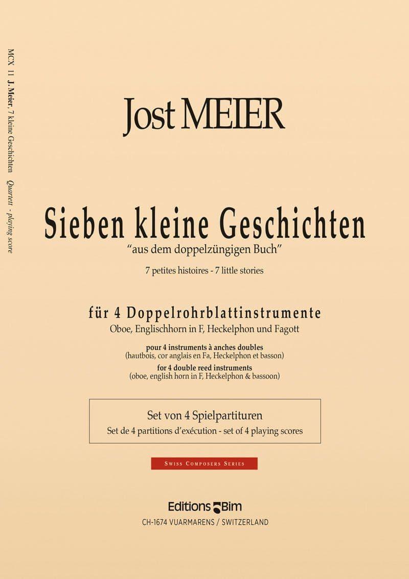 Meier Jost 7 Kleine Gedichten Mcx11