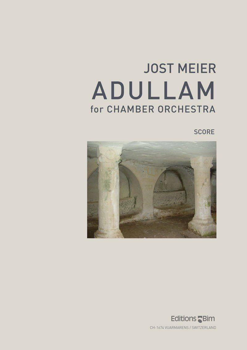 Meier Jost Adullam Orch78