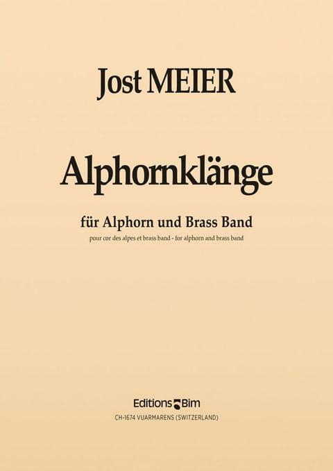 Meier Jost Alphornklaenge Co68B