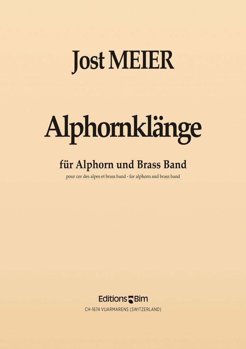 Meier Jost Alphornklaenge Co63B