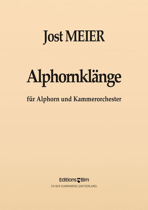 Meier Jost Alphornklaenge Co68D