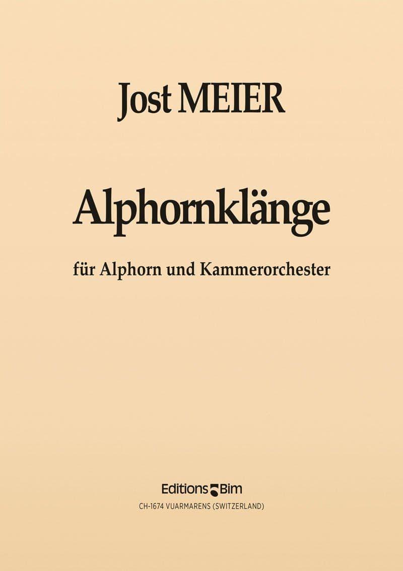 Meier Jost Alphornklaenge Co63D