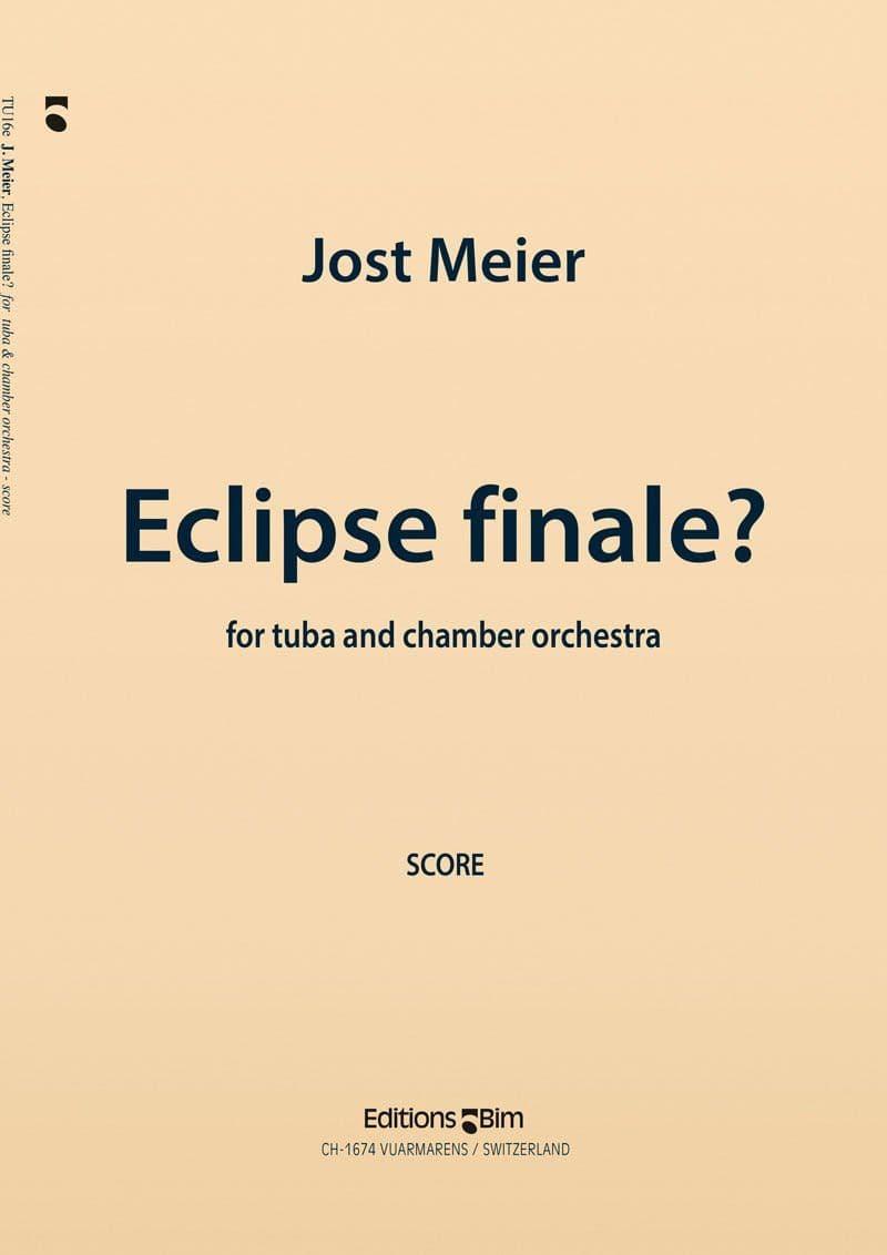Meier Jost Eclipse Finale Tu16E