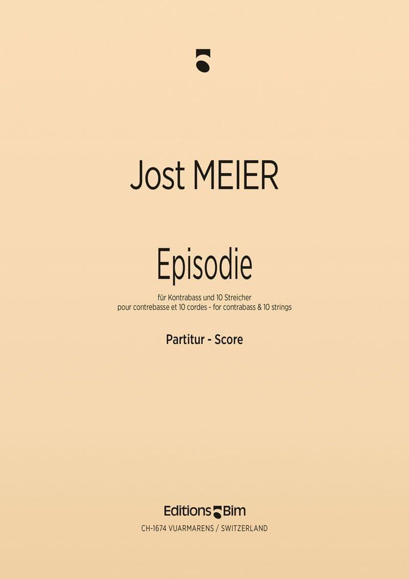 Meier Jost Episodie Cb1