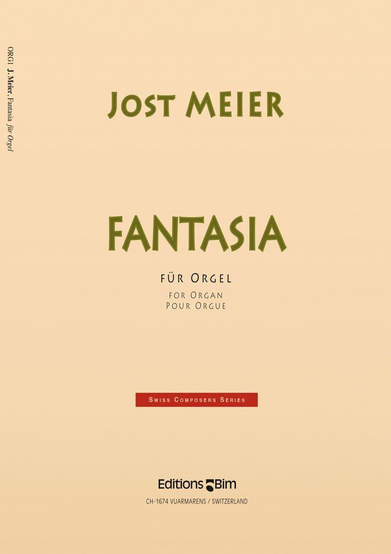 Meier Jost Fantasia Org1