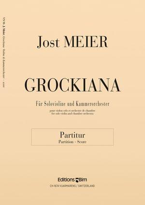 Meier Jost Grockiana Vn9