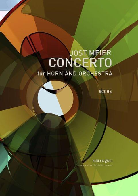 Meier Jost Horn Concerto Co70