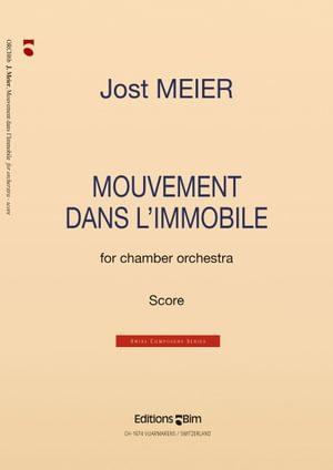 Meier Jost Mouvements Dans L Immobile Orch6