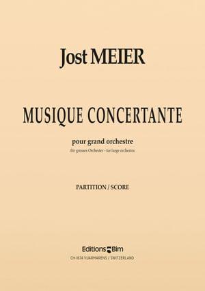 Meier Jost Musique Concertante Orch5