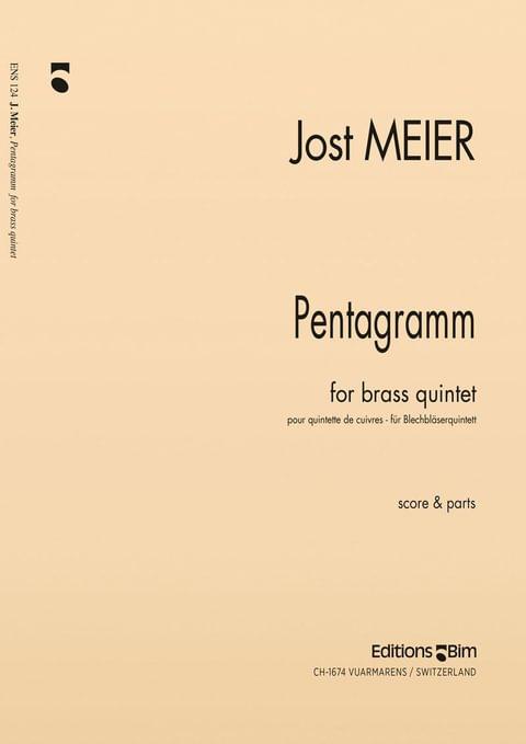 Meier Jost Pentagramm Ens124