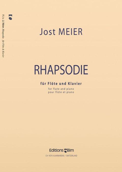 Meier Jost Rhapsodie Fl1