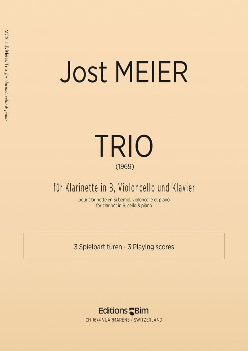 Meier Jost Trio Mcx1