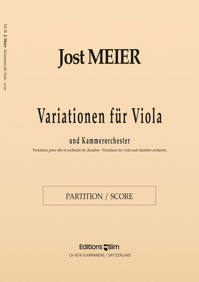 Meier Jost Variationen Va3