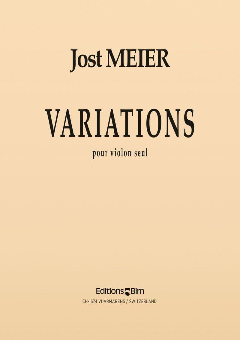 Meier Jost Variations Vn2