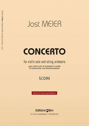 Meier Jost Violin Concerto Vn6