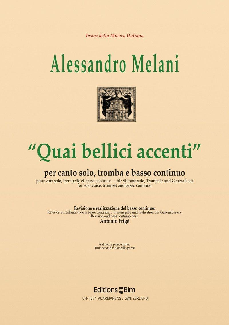 Melani Allessandro Quai Bellici Accenti Tp90