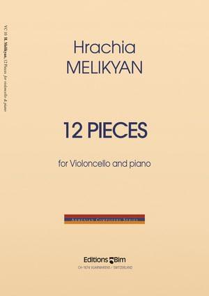 Melikyan Hrachia 12 Pieces Vc10