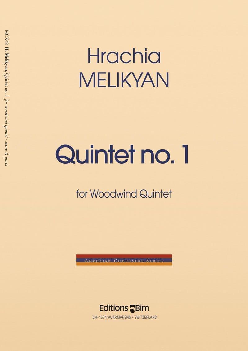 Melikyan Hrachia Quintet N° 1 Mcx48