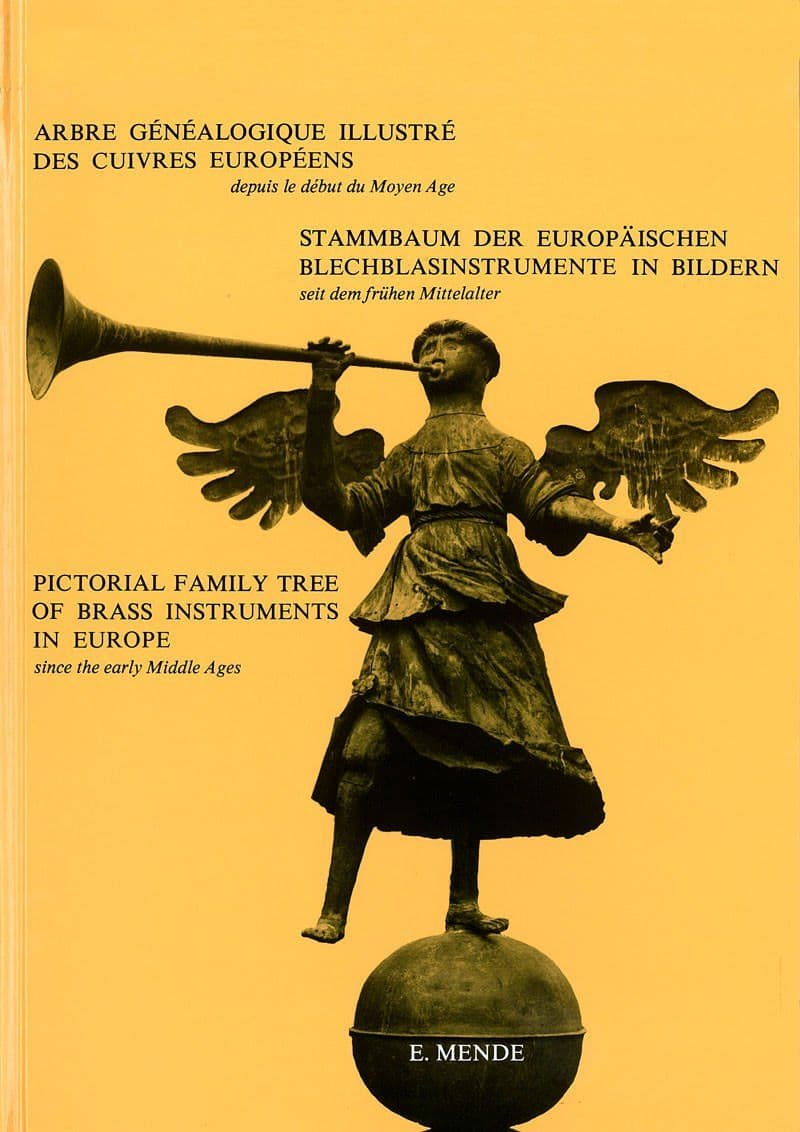 Mende Emilie Pictoral Family Tree Of Brass Instruments In Europe Bim1