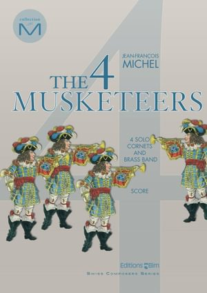 Michel Jean Francois 4 Musketeers Tp336