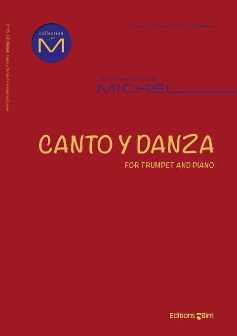 Michel Jean Francois Canto Y Danza Tp335