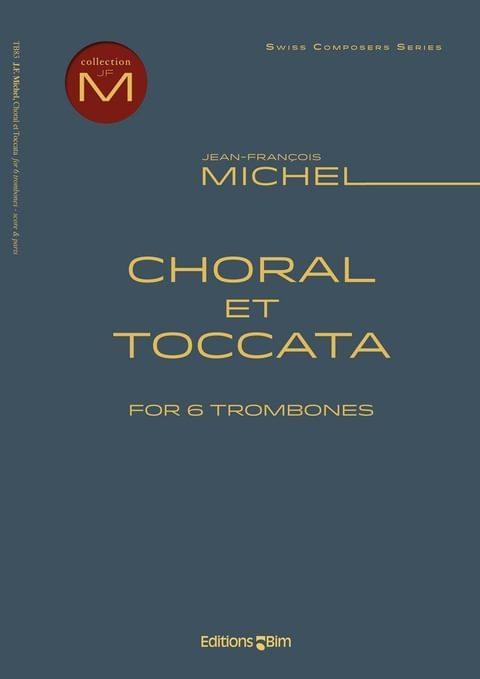 Michel Jean Francois Choral Et Toccata Tb83