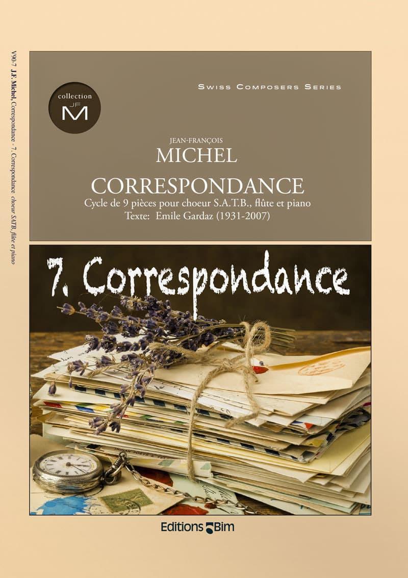 Michel Jean Francois Correspondance V90 7