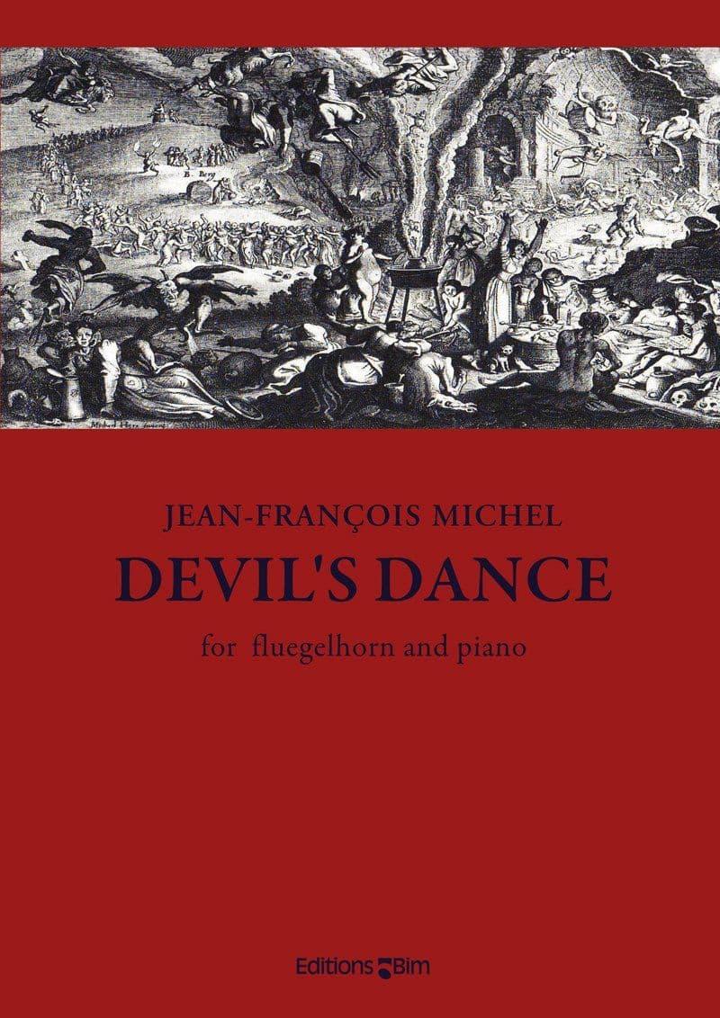 Michel Jean Francois Devils Dance Tp346