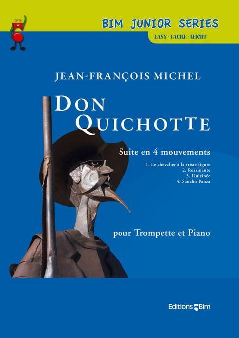Michel Jean Francois Don Quichotte Tp324