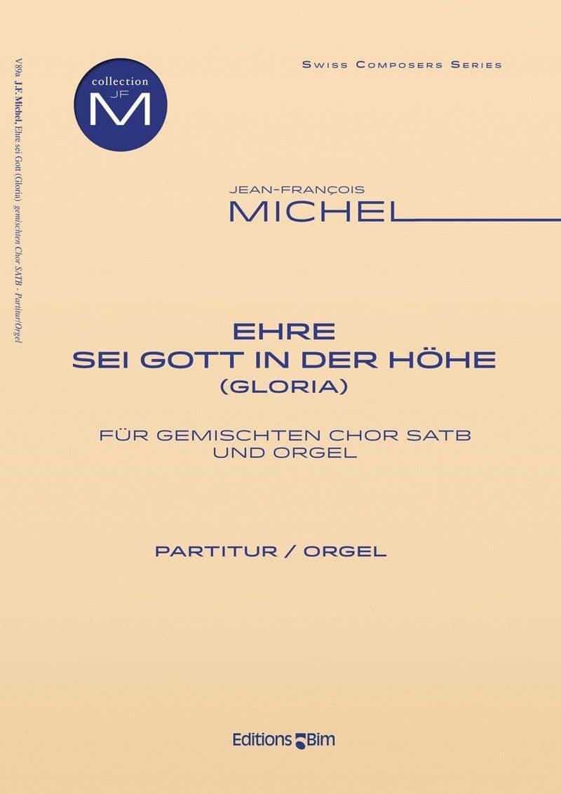 Michel Jean Francois Ehre Sei Gott V89