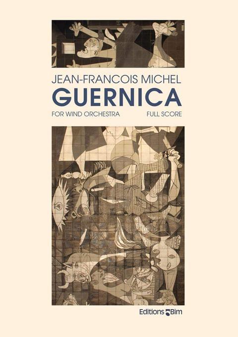 Michel Jean Francois Guernica Wind Band
