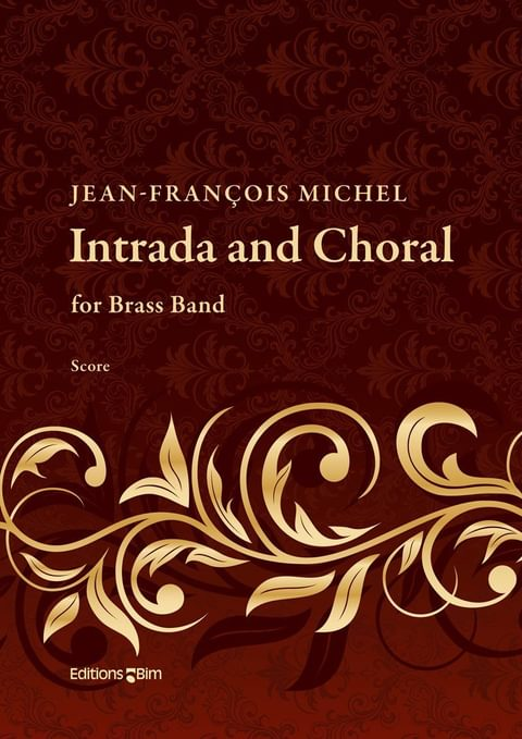 Michel Jean Francois Intrada And Choral Brb12