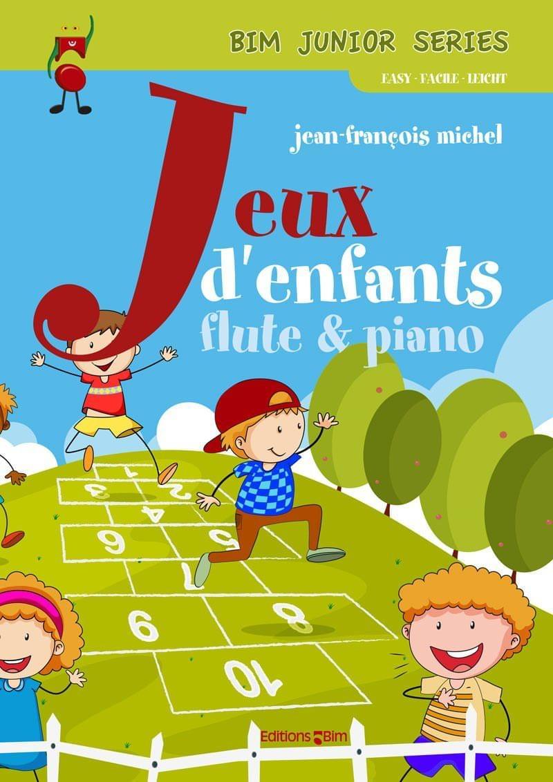 Michel Jean Francois Jeux D Enfants Fl46