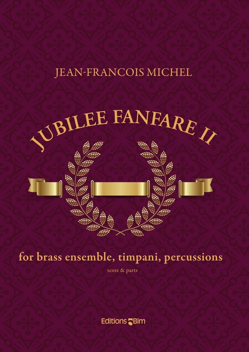 Michel Jean Francois Jubilee Fanfare Ii Ens220