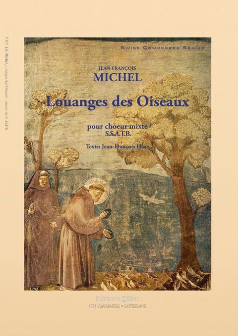Michel Jean Francois Louange Des Oiseaux V105