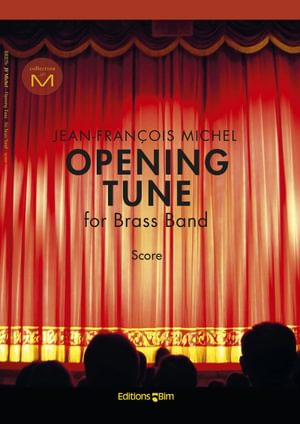 Michel Jean Francois Opening Tune Brb5