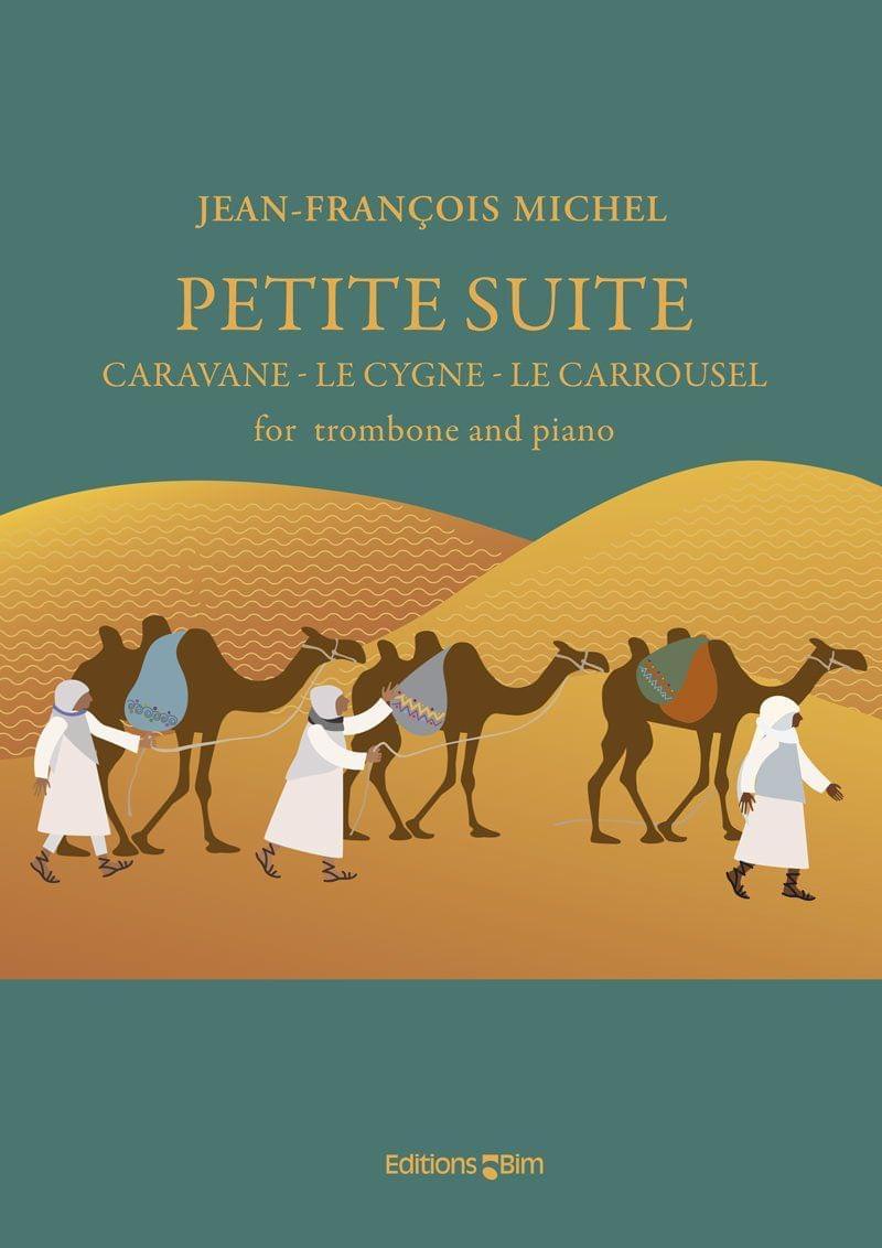 Michel Jean Francois Petite Suite Tb92