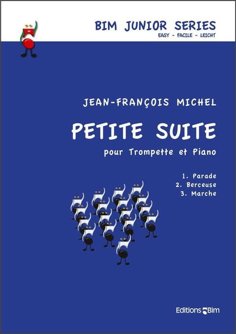 Michel Jean Francois Petite Suite Tp343