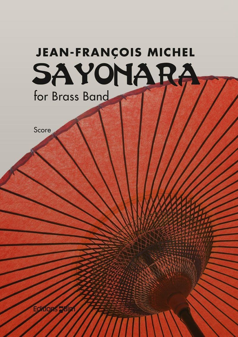 Michel Jean Francois Sayonara Brb11